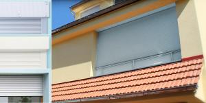 Venkovní rolety umí poskytnou domu i bytu pěkný design a současně celou řadu užitečných funkcí – od ochrany, stínění až po odhlučnění.
