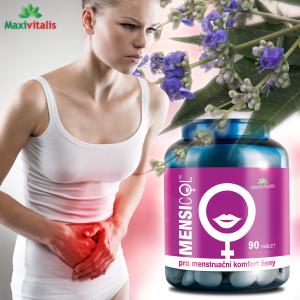 Naše ženská přirozenost – menstruace, nás v průběhu života umí pěkně potrápit. Bolestivá menstruace, silné či nepravidelné menstruační krvácení i menopauza, umí nám ženám znepříjemňovat život.