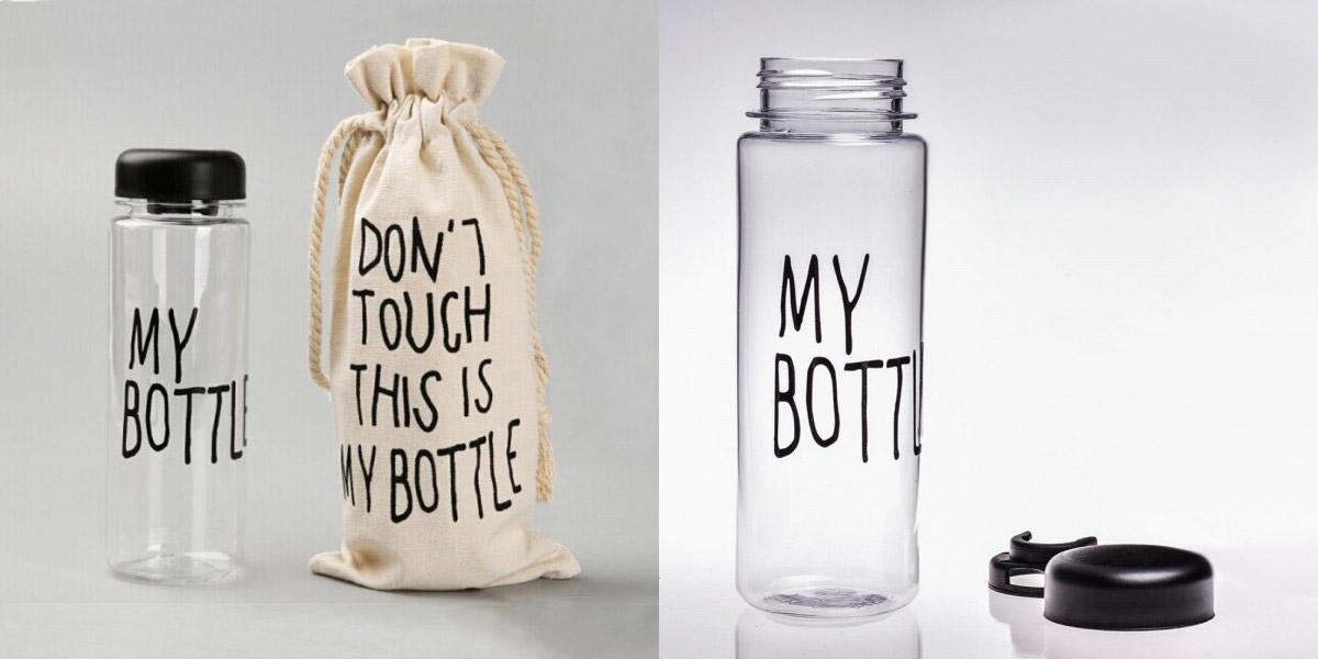 My Bottle je zdravá láhev na horké i studené nápoje.