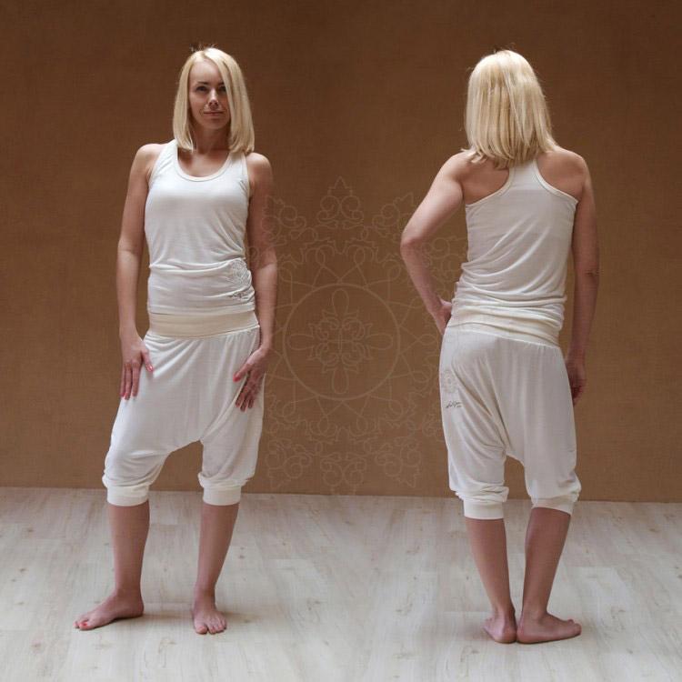 Harémové kalhoty, harémky, aladinky, sultánky, turecké kalhoty – snad žádný jiný střih kalhot nemá tolik synonym.