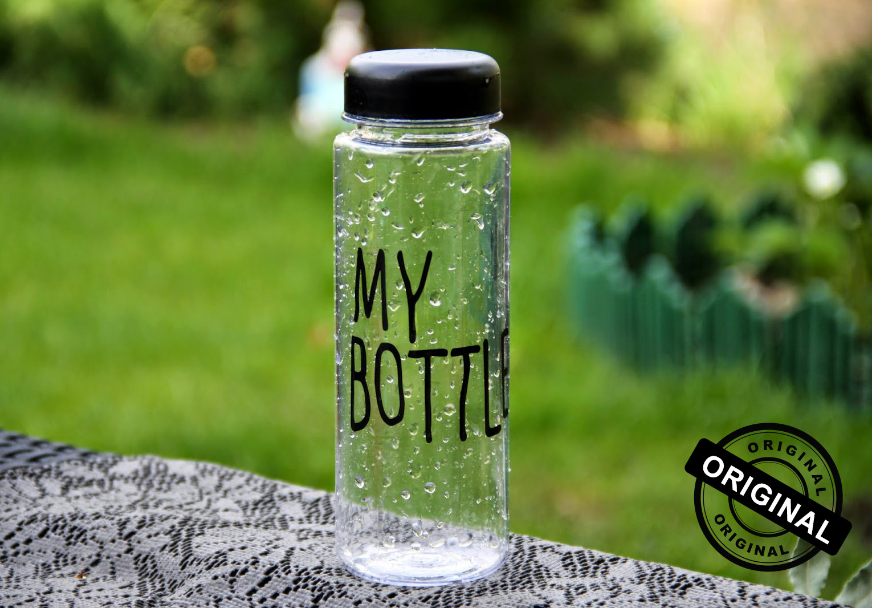 Ikonická My Bottle láhev přišla z Japonska a hodí se pro sport i denní pitný režim.