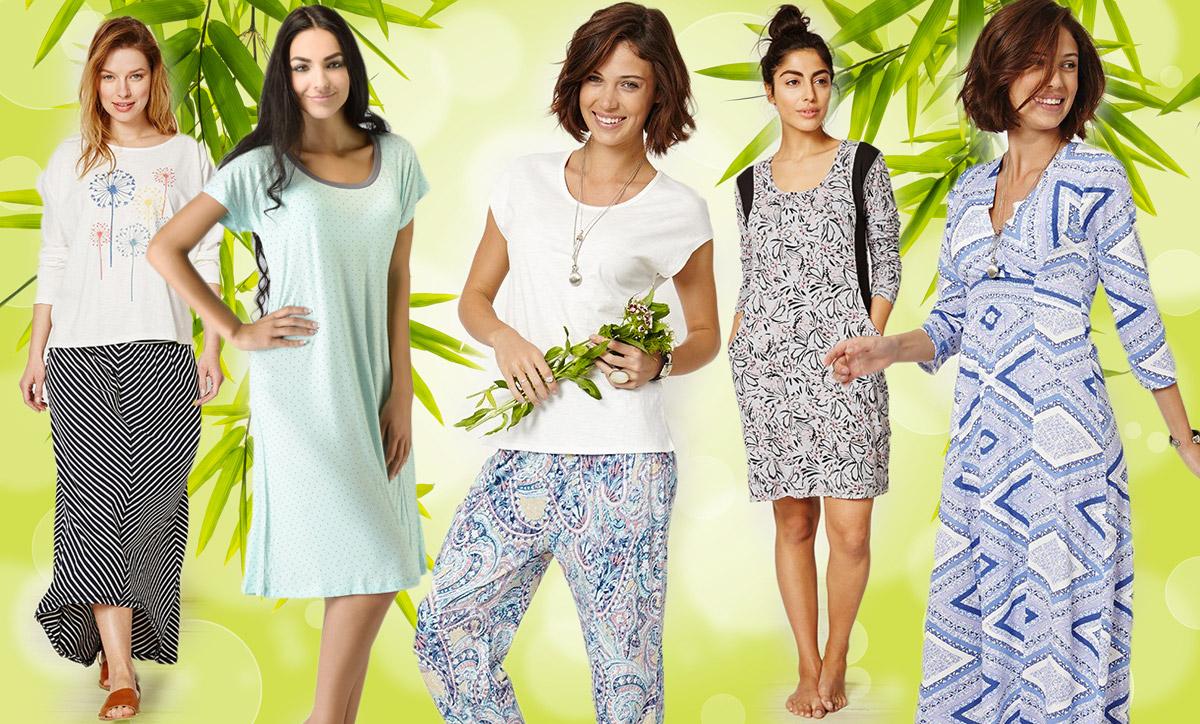 Jste milovníkem přírodních materiálů a tak obvykle skončíte na oblečení z bavlny? Mnohem lepším řešením je bambusové oblečení.