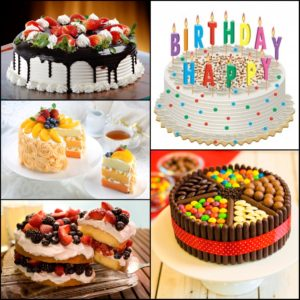 Se správnými pomůckami z e-shopu Pro-Pečení.cz zvládnete takto nádherné dorty i vy.