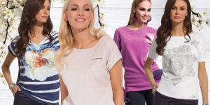Dámská trička dokážou mít v sobě mnohem více elegance a ženskosti, než se na první pohled zdá. Stačí si módní trička správně vybrat.