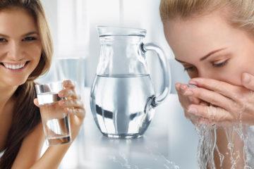 Voda ovlivňuje naši krásu a zdraví nejen vnitřně, ale i z zvenčí. Udělejte si rozbor vody ať víte, co pijete a v čem se myjete.