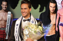 Česká republika má nevídaný úspěch na poli mužské krásy. Tomáš Martinka je díky soutěži Mister Global 2016 nejkrásnějším mužem planety.