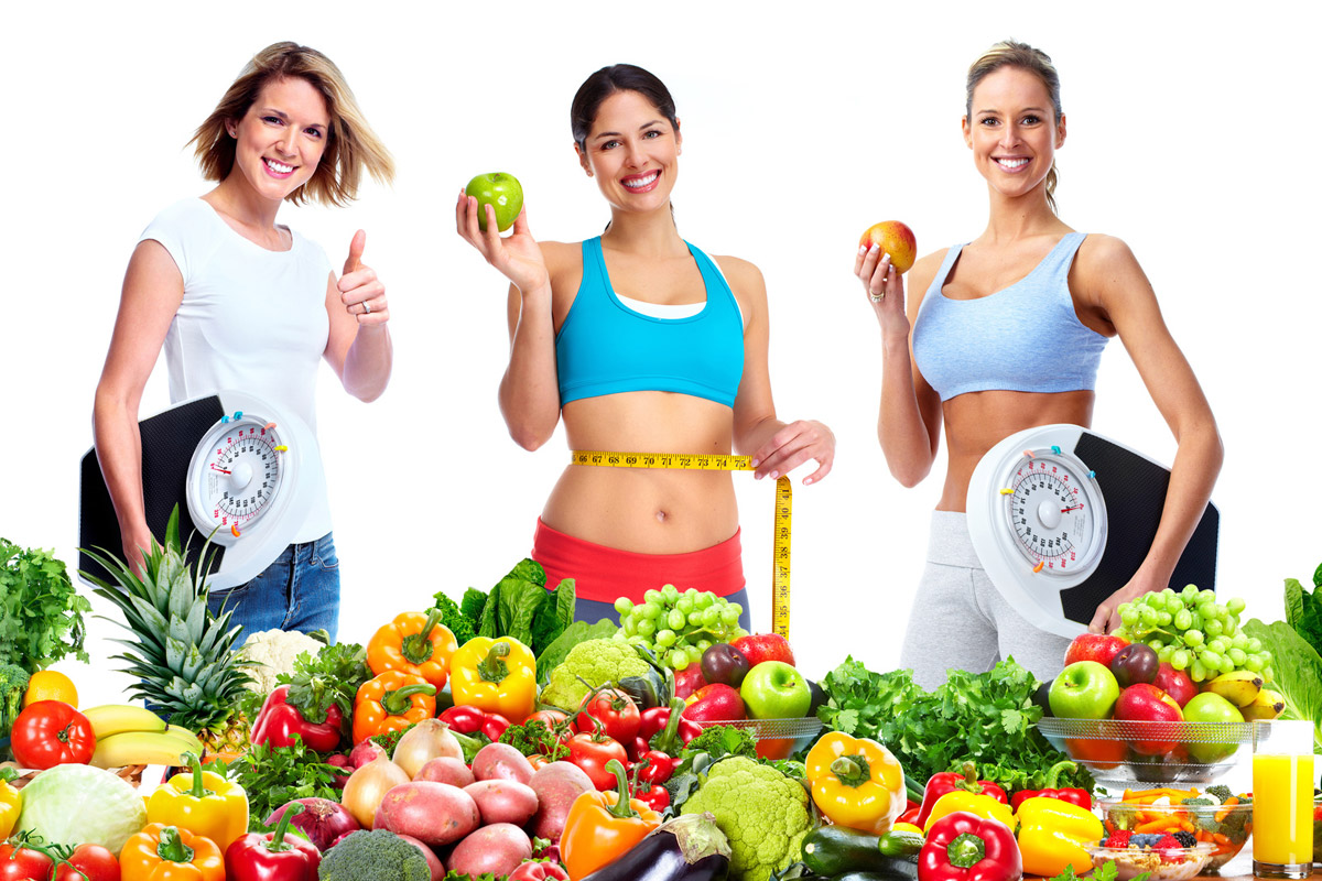 Zdravé hubnutí začíná ozdravením jídelníčku.