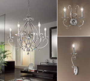 Luxusní svítidla z produkce rakouské firmy Kolarz dodává Kolarz-Kaal Prague.
