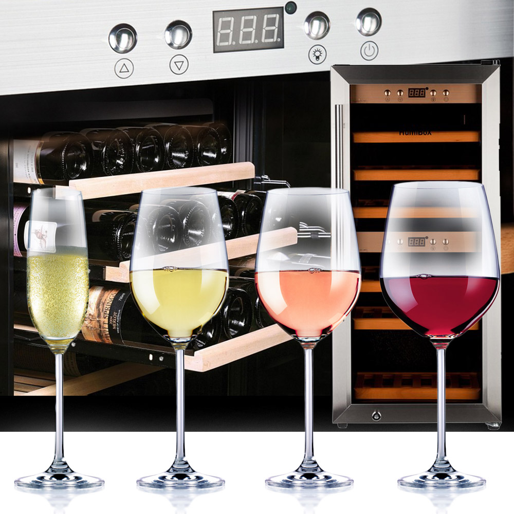 Každé víno potřebuje jinou teplotu. Řešením jsou domácí vinotéky.