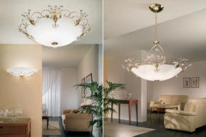 Každý prostor si žádá jinou kombinaci světel i jinou intenzitu osvětlení.