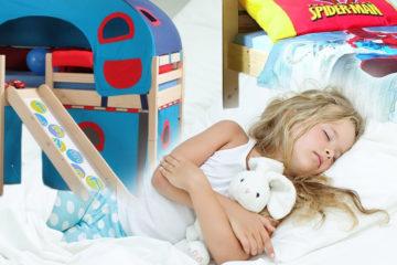 Poradíme vám, jak a kde nakoupit dětské postele všech typů, včetně multifunkčních, a jak vybrat dětskou postel podle věku vašeho dítěte.