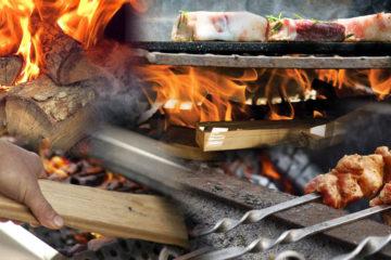 Grilování a uzení je dokonalé pouze tehdy, pokud si pro ně vyberete správné palivové dřevo. Podívejte se, jaké se hodí na gril a do udírny.
