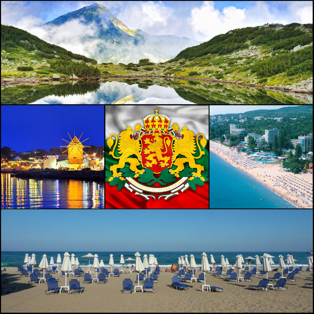 Dovolená v Bulharsku je pro Čechy finančně nejvýhodnější.