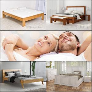 Nemusíte shánět drahý ekologický ložnicový nábytek od zahraničních prodejců. Postele z masivu a kvalitní zdravotní matrace se vyrábí i u nás.