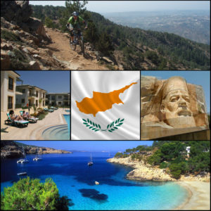 Kypr nabízí nádherné pláže i zajímavé památky.
