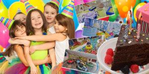 Přijďte slavit narozeniny svých dětí do BRuNO family parku. Narozeninová oslava se pro vaše děti i jejich kamarády stane nezapomenutelným zážitkem.