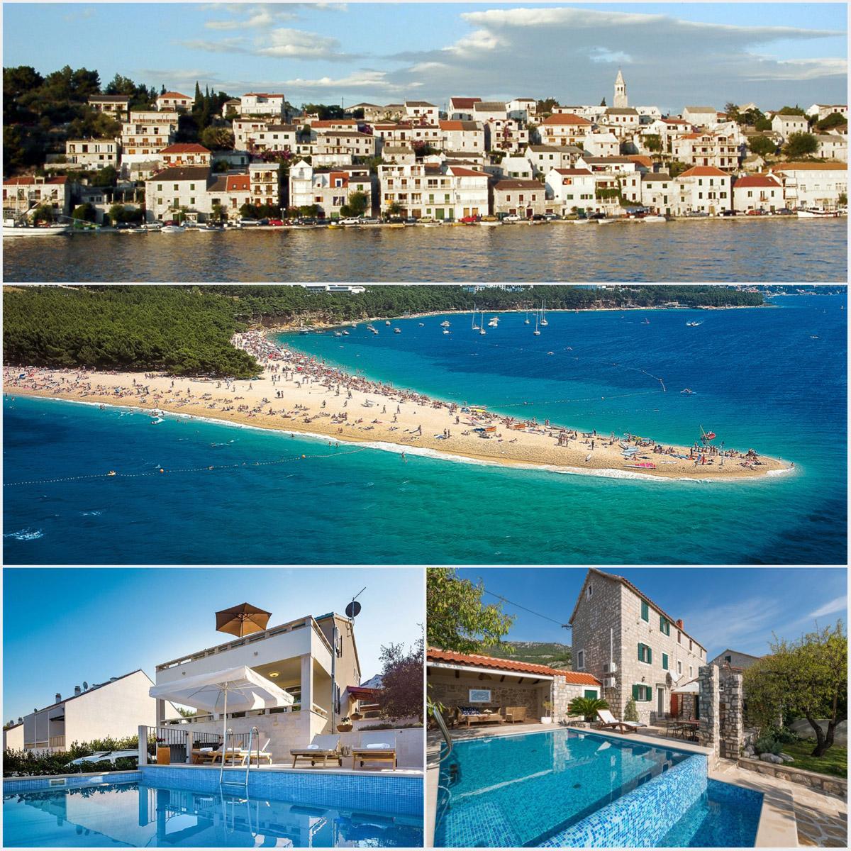Chystáte se letos do Chorvatska? Zkuste ostrov Brač.