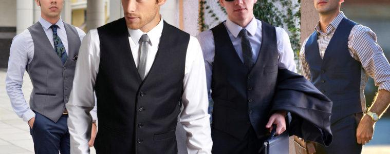 I když se pánská vesta z našeho šatníku na čas vytratila, nyní se do něj opět vrací. A to nejen jako vesta pod sako, ale i jako vesta k džínům.