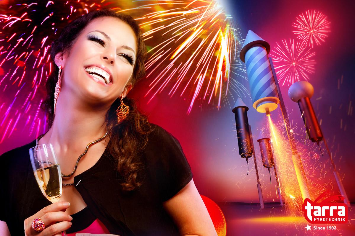 Nejen k silvestrovským oslavám se hodí zpestření v podobě ohňostroje. Nový party e-shop Tarra nabízí zábavní pyrotechniku pro mnoho příležitostí.