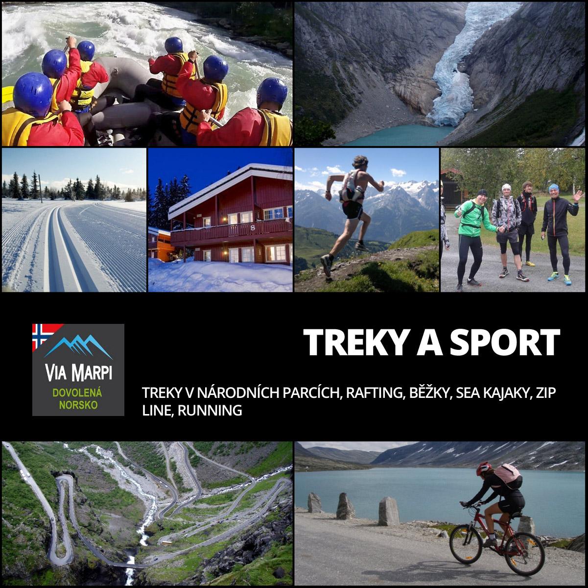 Zájezdy Norsko, to je exotická dovolená na severu.