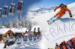 Chcete si letos zalyžovat? Vydejte se na lyže a za sněhem tam, kde budou zaručeně ideální podmínky – užijte si lyžování ve Francii.