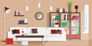 Nečekejte, než si naspoříte na drahý nábytek do obýváku. Obývací pokoje dokážou moderně a stylově zařídit i levné sedací soupravy či pohovky.