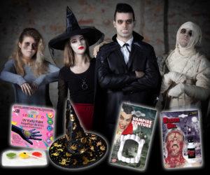 Na halloweenskou party vám rozhodně kostým nesmí chybět.