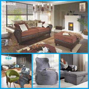 Nábytková centra dnes umí nabídnout levný nábytek s dobrou kvalitou a atraktivním designem pro různý typy interiérů.