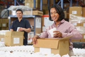Nechte si zkompletovat a zabalit zboží od profesionálů.