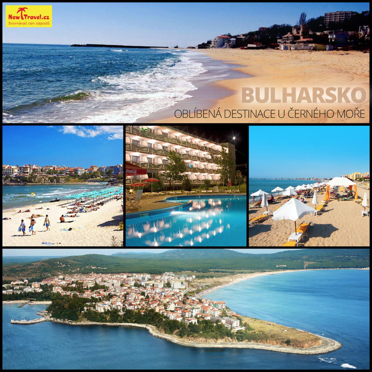 Bulharsko, oblíbená destinace jihovýchodní Evropy z časů ne zas tak dávno minulých, je znovu hitem cestovních kanceláří.