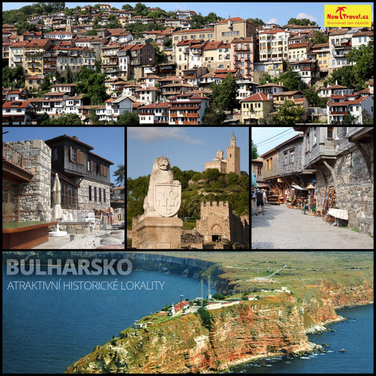 Dovolená v Bulharsku nabízí samozřejmě možnost vidět a poznat i mnoho dalších atraktivních lokalit.