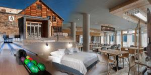 Špindlerův Mlýn nabízí atraktivní sportovní vyžití a relax v zimních i v letních měsících. Ubytujte se v atraktivním prostředí Amenity Resort.