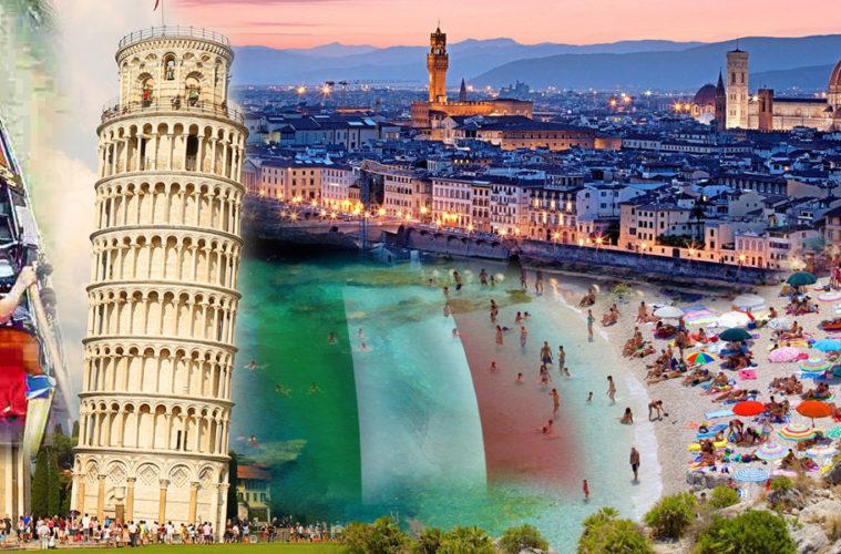 Prosluněné prázdninové dny se blíží mílovými kroky a lidé přemýšlejí, kam vyrazit na rekreaci. Co tak letos objevovat šarm kouzelné Itálie?