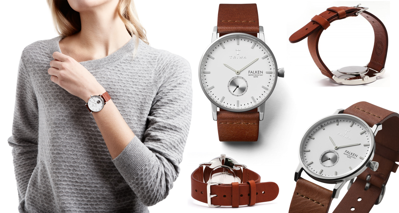 Dámské hodinky v pánském stylu Triwa Ivory Falken koupíte na Helveti.cz za  ... 727ef9bbadd