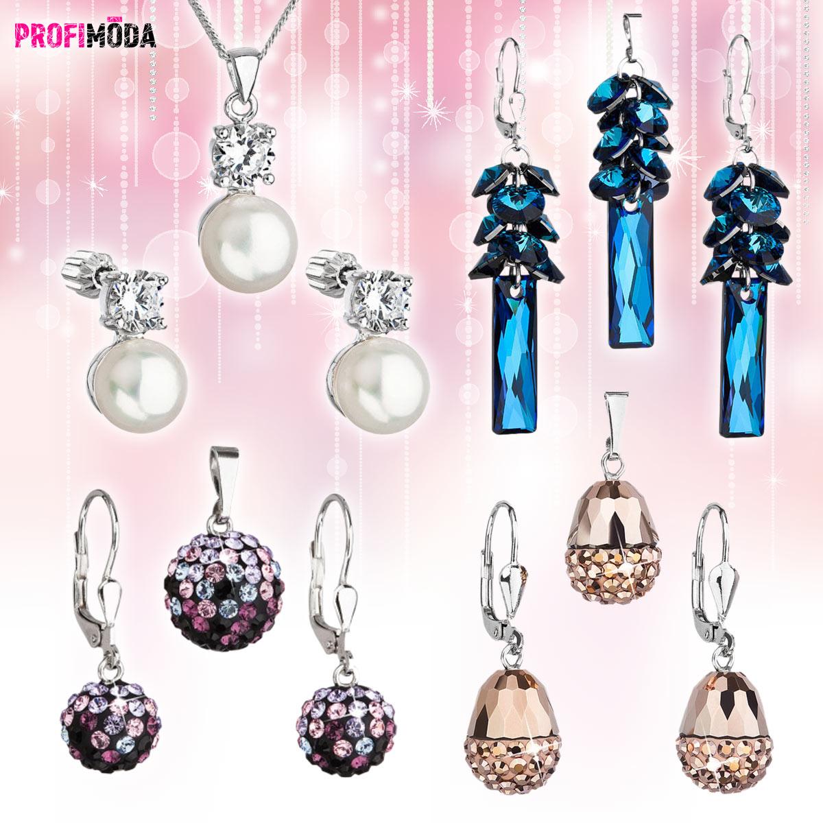 Šperky Swarovski potěší i jako dárek ke Dni matek.
