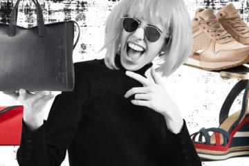 """Dejte létu styl a """"obrandujte se"""". Kabelky Calvin Klein přinesou do vašeho šatníku nadčasový minimalismus. Tommy Hilfiger boty zas módní mikrotrendy pro aktuální sezónu."""