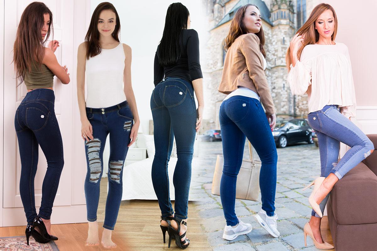 Oblečení pro každou příležitost: Sexy dámské džíny – které si vyberete?