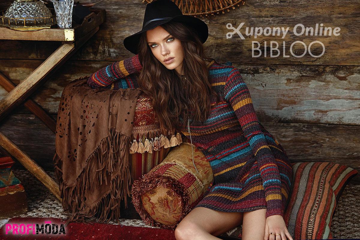 Milujete módu? Oblečte se na Bibloo. S kupóny Bibloo navíc výhodně.