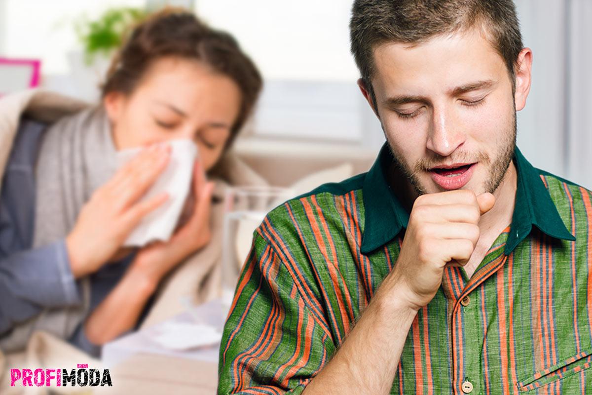 Vlhký a suchý kašel mají různé důvody a léčí se zcela jinak.