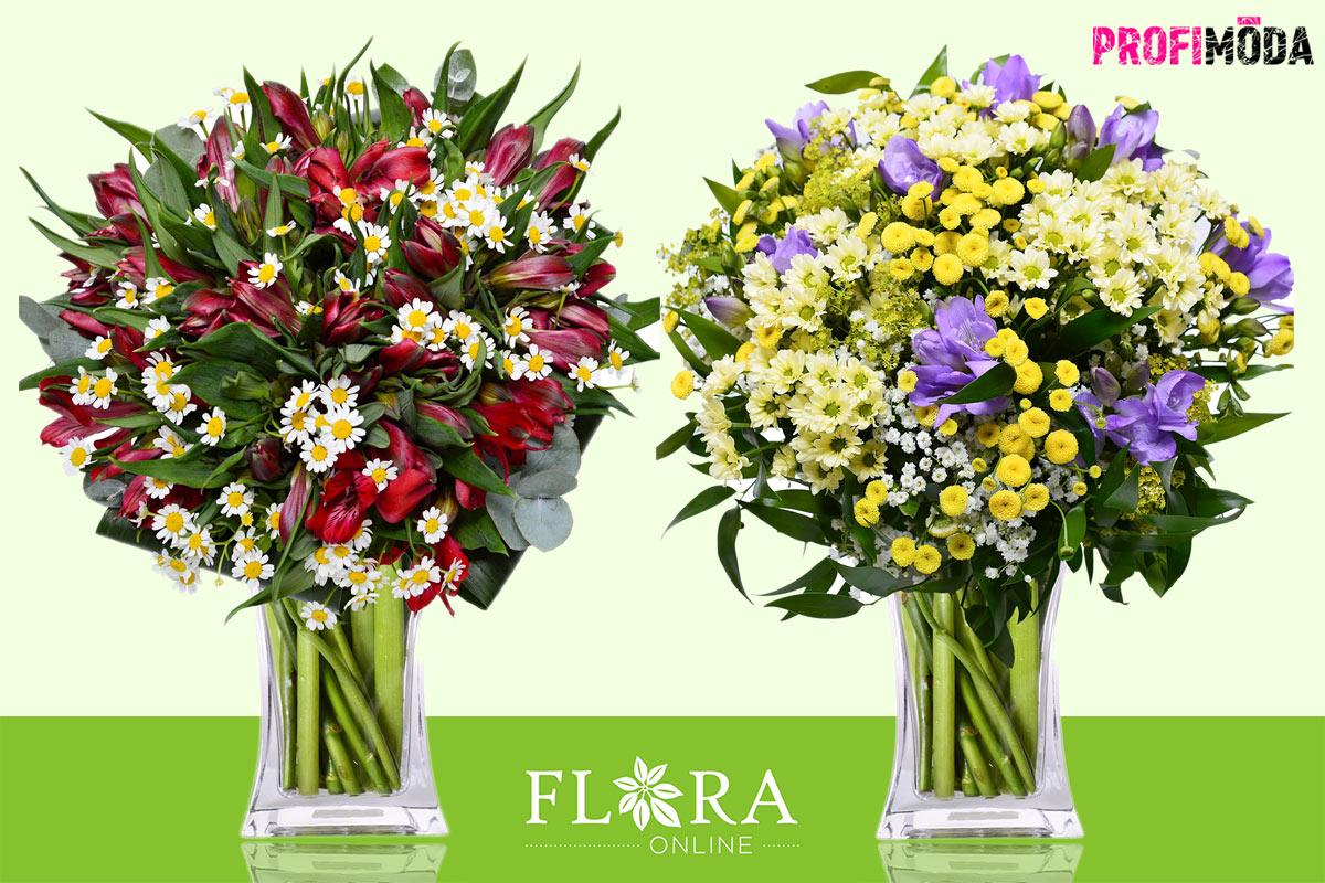 Milujete luční kvítí? Podívejte se na květiny online, které nabízí krásu drobných kvítků a výhody trvanlivých kytic v jednom.