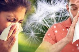 Léky na alergii bez předpisu: to je rychlá léčba alergie.