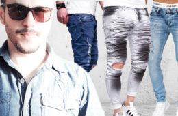 Pánské džíny si zaslouží odpovídající péči.