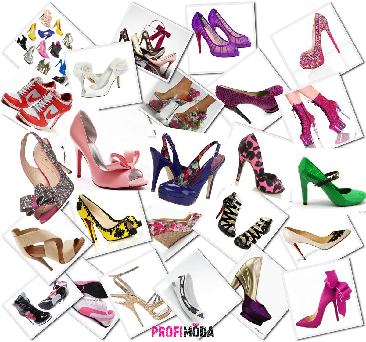 Kolik bot potřebuje žena? Nesčetně!