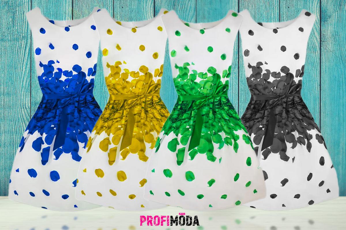 Inspiraci pro letní šaty hledejte v šatníku Jacqueline Kennedyové.