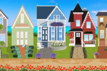 Bydlení v domku: realita třeba i po vás. Hledejte nabídky na prodej domů – poradíme vám, kde je najít.