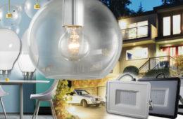 Nezhasínejte a sviťte! LED žárovky a další LED produkty jsou nenáročné na spotřebu elektrické energie, a přitom efektní v interiérovém i exteriérovém designu.