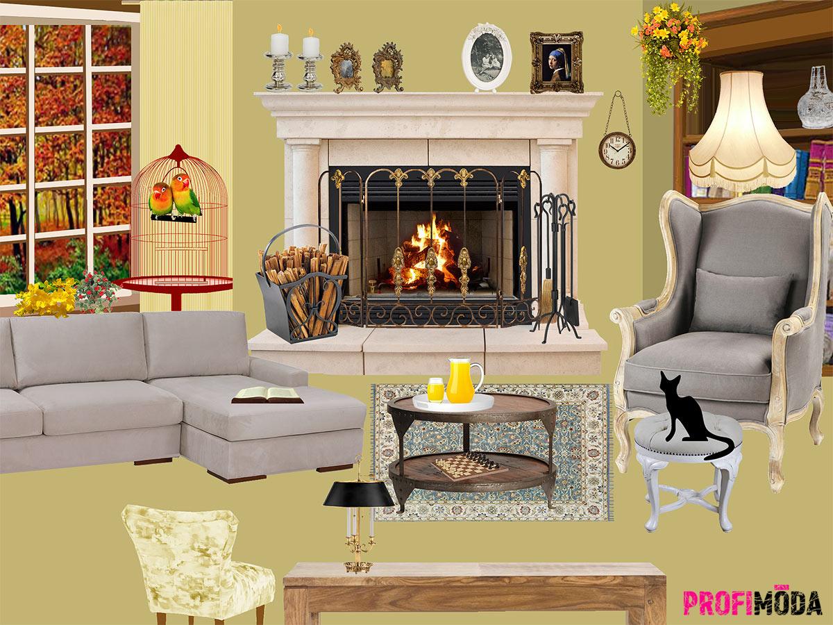 Hledejte vhodný prodej domku. Vždyť teplo rodinného krbu si užijete nejlépe v něm.