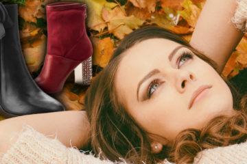 Dámské podzimní boty a polokozačky 2018 se letos inspirovaly drsným horalským i vojenským stylem, ale i křehkými šperky či frivolními dámami Divokého západu.