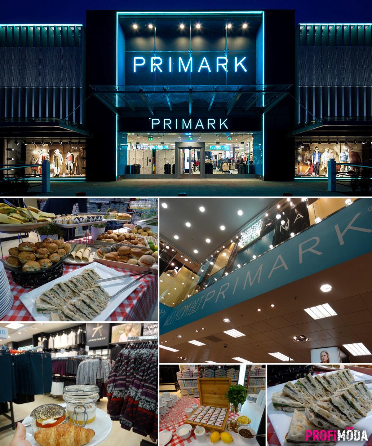 Primark – to je doslova zážitkové nakupování.