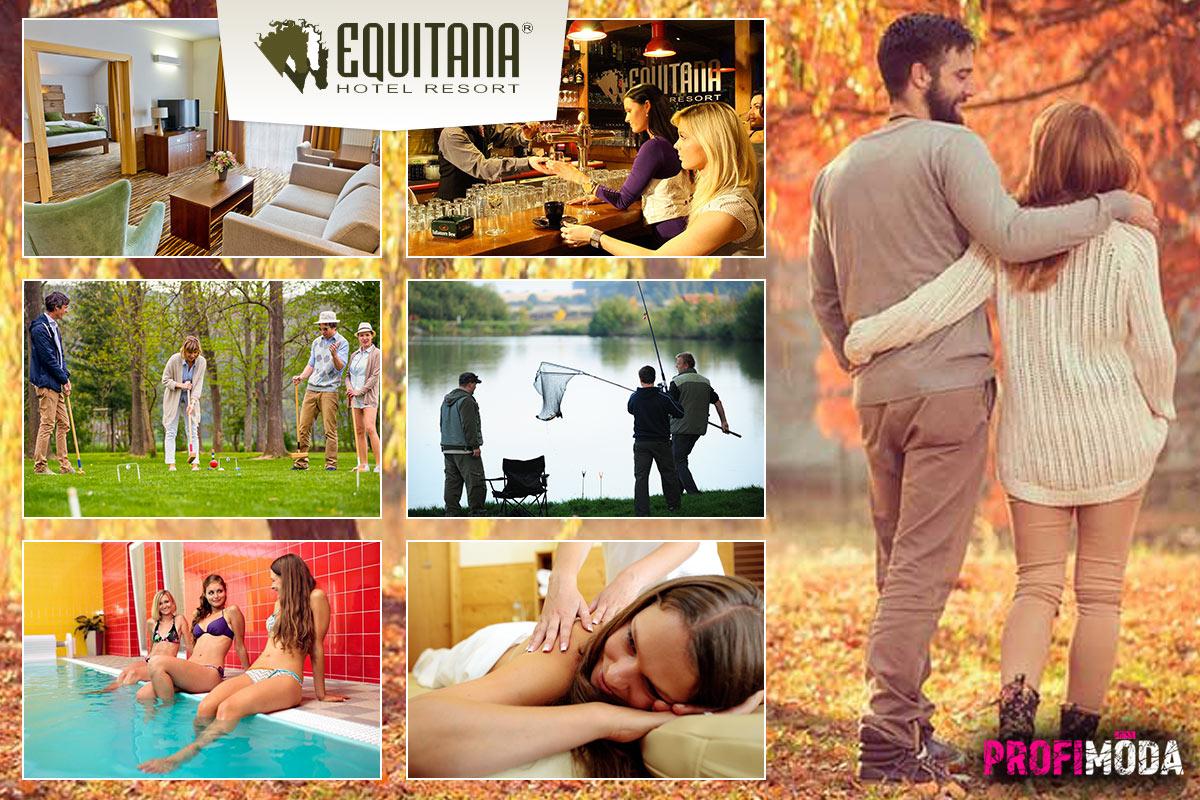 Equitana nabízí vyžití i pro milovníky koní a dalšího aktivního odpočinku.